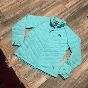 The North Face 550 Down Quilted Jacket Women's L